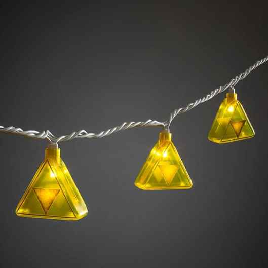 Zelda Lichterkette. (Foto: ThinkGeek)