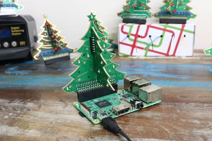 Benötigt wird noch ein Raspberry Pi. (Foto: thepihut.com)