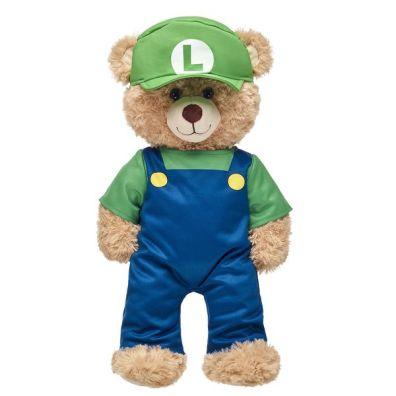 Luigi. (Foto: Build A Bear)
