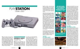 Leseprobe PlayStation Anthology. (Foto: Geeksline Publishing)