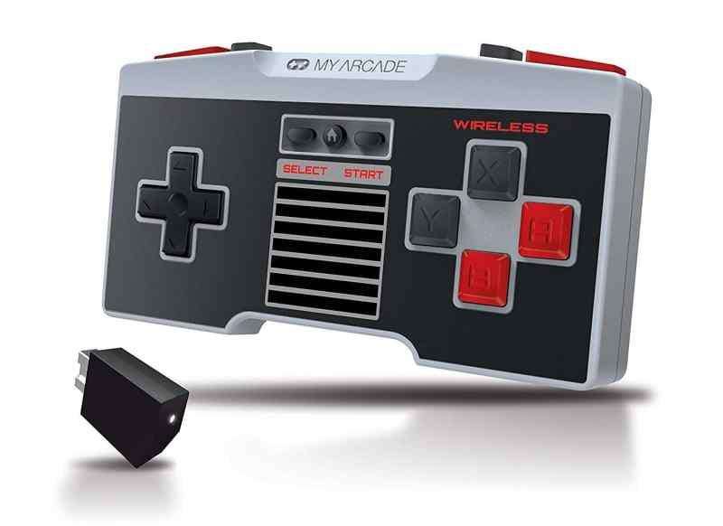 Woran erinnert euch dieser Controller? (Foto: My Arcade)