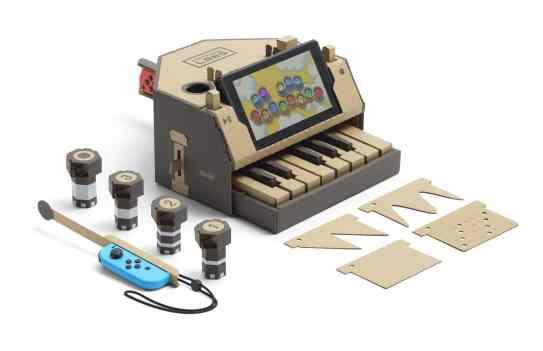 Nintendo Labo. (Foto: Nintendo)