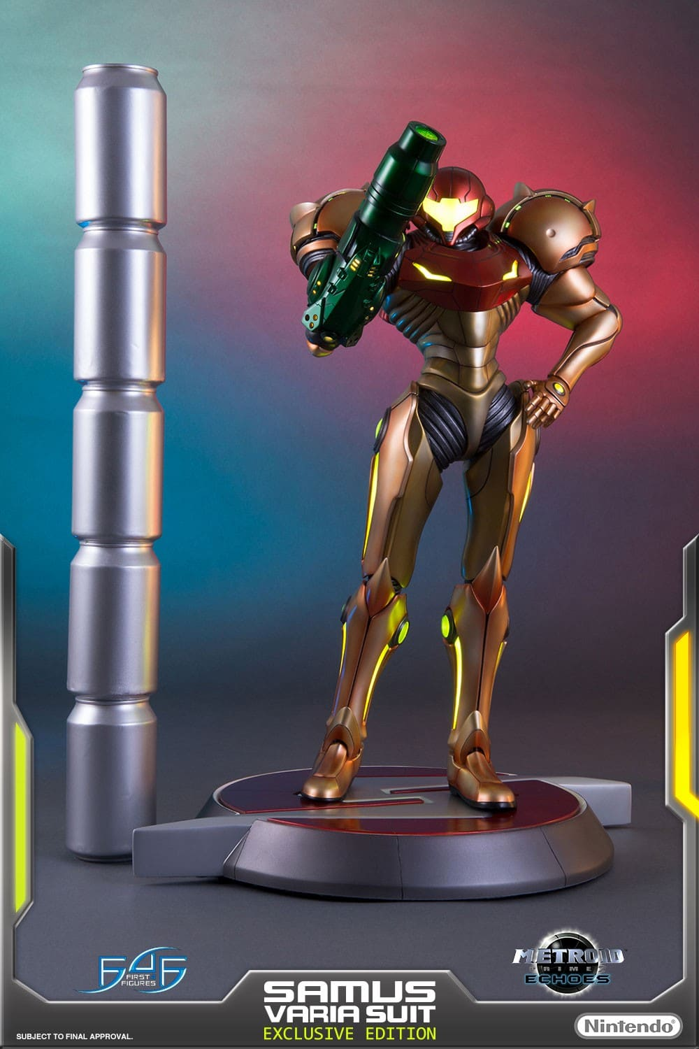 Samus Varia Suit. (Foto: First 4 Figures)