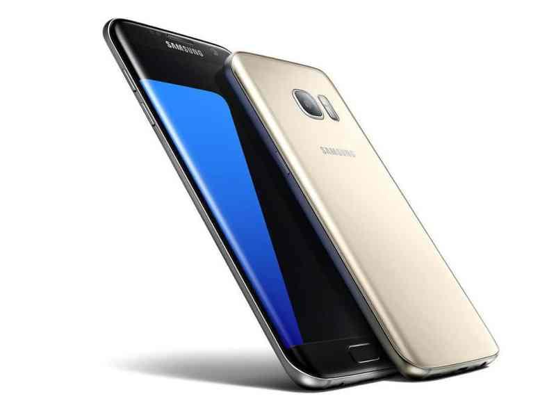 Es muss nicht das neueste, beste Smartphone sein. Auch das Galaxy S7 eignet sich hervorragend als Gamer-Smartphone. (Foto: Samsung)