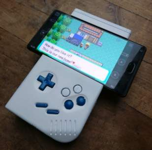 Gameboy Gamepad. (Foto: Thingiverse)