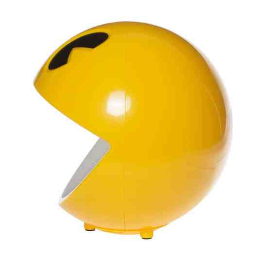 Pac-Man Lampe. (Foto: GetDigital)