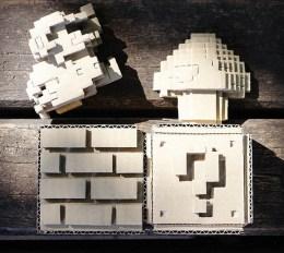 Papercraft Kunst. (Foto: Monami Ohno)