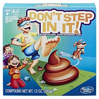 Don't Step In It. (Foto: Hasbro)