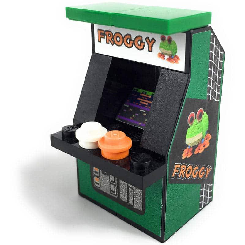 Mini-Automaten für LEGO-Welten. (Foto: BuildBetterBrick)