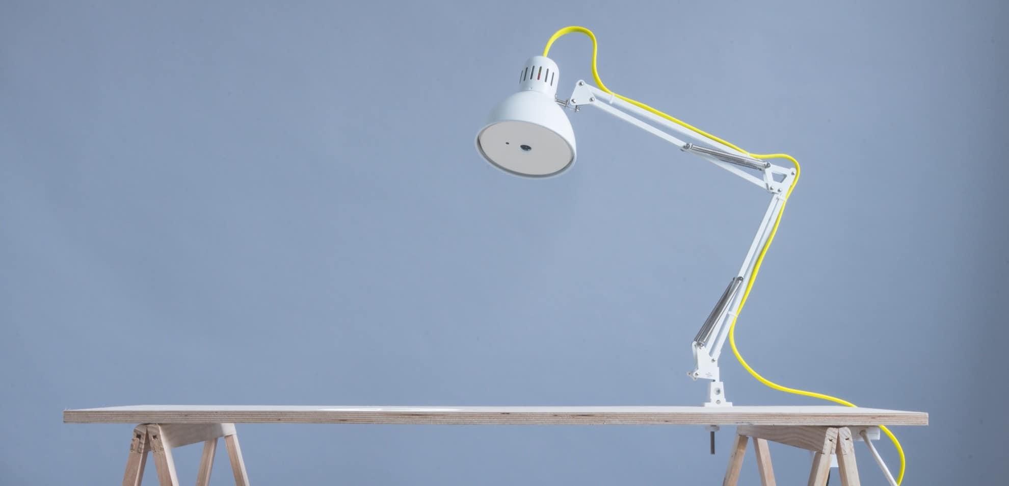 Lantern Aus Einer Ikea Lampe Wird Ein Augmented Reality Projektor