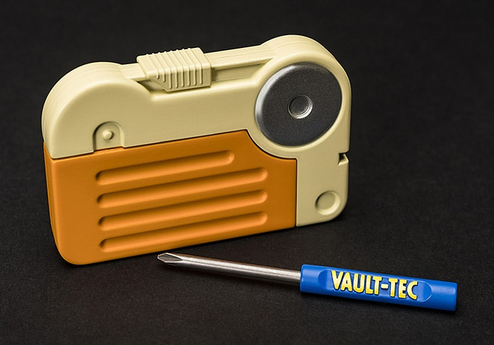 Fallout 76 Pip-Boy Construction Kit. (Foto: ThinkGeek)
