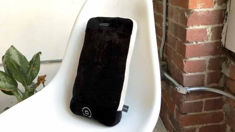 Nein. Mit diesem iPhone könnt ihr nicht telefonieren. (Foto: Throwboy)