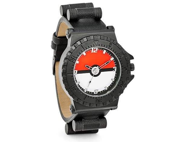 Oder wie wäre es mit einer Pokémon Armbanduhr? (Foto: ThinkGeek)