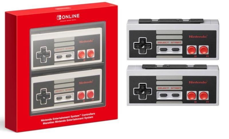 Die NES Controller für die Switch sehen gut aus. (Foto: Nintendo)