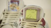 Jordan IV Game Boy: Super Mario Land als Sneakers