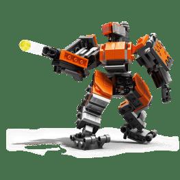 LEGO Overwatch Omnic Bastion. (Foto: LEGO)