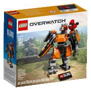 LEGO Overwatch: Omnic Bastion zum Zusammenbauen