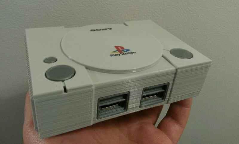 Das ist auch ein Gehäuse für den Raspberry Pi. (Foto: Megabit)