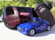 Real Racer: Ferngesteuerte Flitzer aus der Ego-Sicht erleben