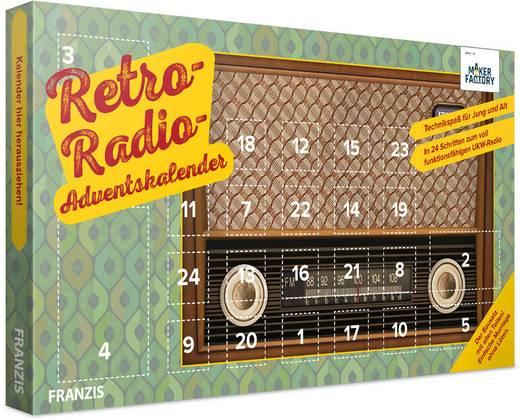 Baut ein funktionierendes Radio. (Foto: Franzis)
