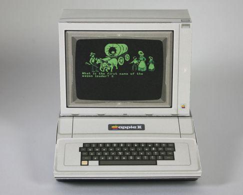 Apple II. (Foto: Rocky Bergen)