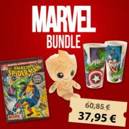 Die Marvel Geschenkebox. (Foto: GetDigital)