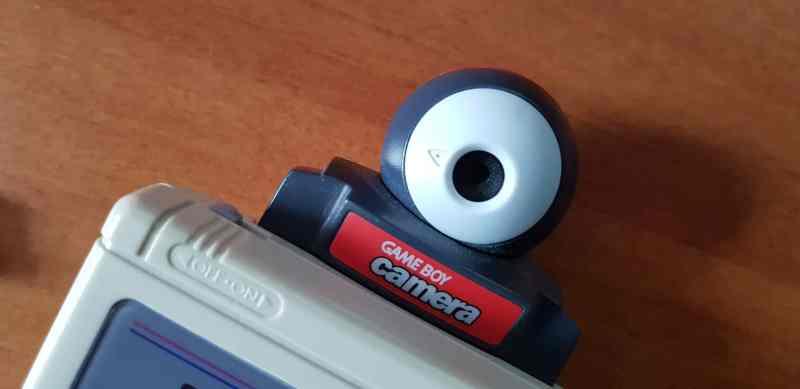 Ja, die Gameboy Camera kann man auch heutzutage noch verwenden. (Foto: GamingGadgets.de)
