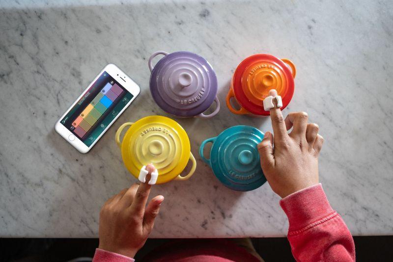 Farben spielen eine wesentliche Rolle. (Foto: Orbotix)