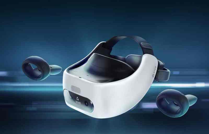 Das HTC Vive Focus Plus ist erstmal nichts für Gamer. (Foto: HTC)