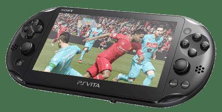 Nicht einmal FIFA verkaufte sich gut auf der Vita. (Foto: Sony)