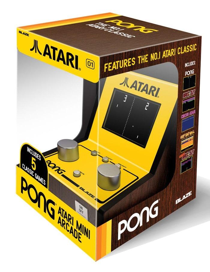 Für zwei Spieler an einer Konsole. (Foto: Atari)