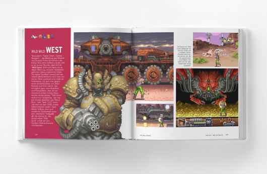 SNES-Pixelbuch Leseprobe. (Foto: Elektrospieler)