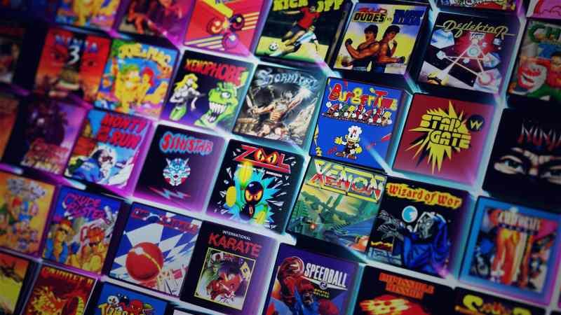 Viele Spiele zum Start. (Foto: Antstreaming)
