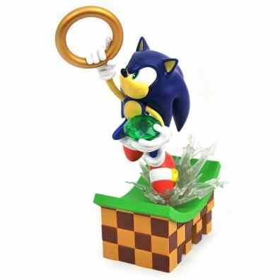 Sonic Sammelfigur. (Foto: ThinkGeek)