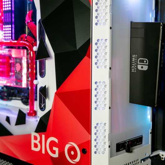 Origin PC Big O (2019). (Foto: Origin PC)