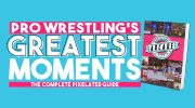 Pro Wrestling's Greatest Moments: Pixelkunst trifft auf Kultsport