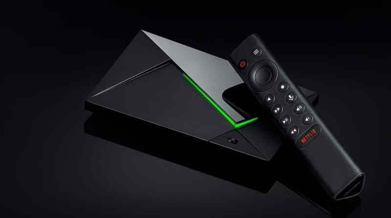 Der neue Shield TV Pro. (Foto: Nvidia)