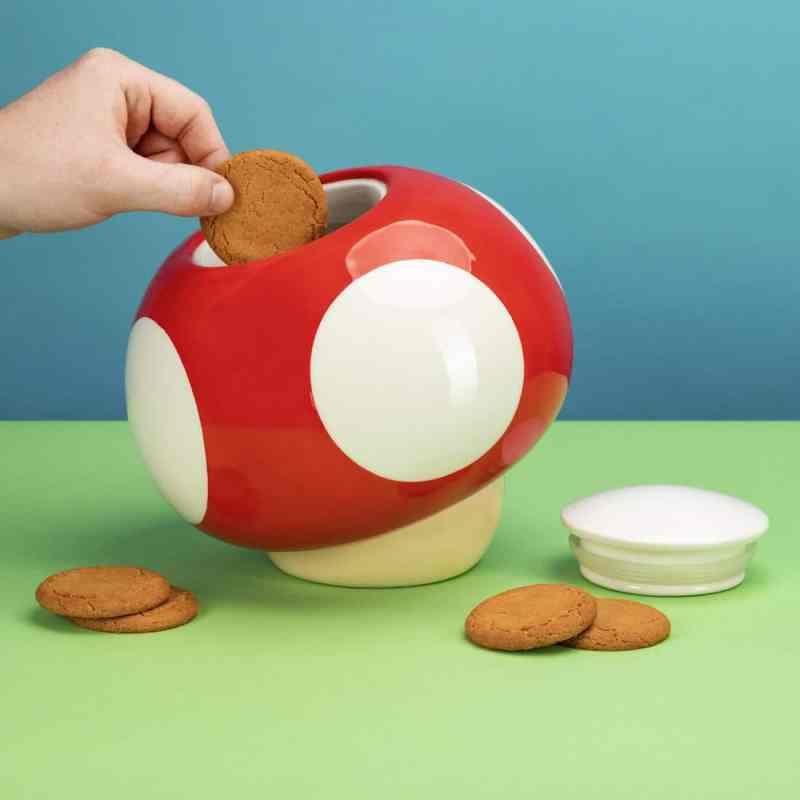 Hinten kommen die Kekse rein. (Foto: GetDigital)