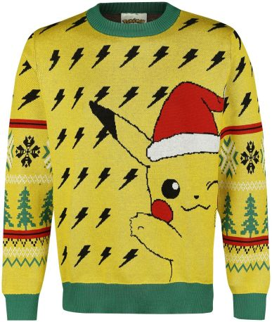 Pokémon Pullover. (Foto: EMP)
