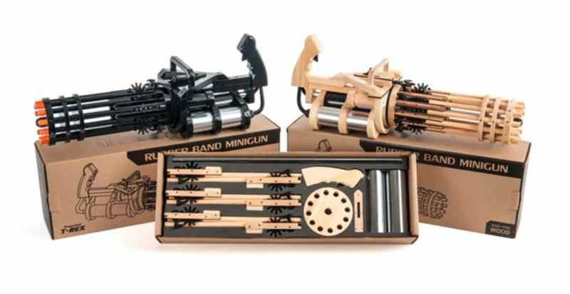 Auch als Bausatz erhältlich.. (Foto: Weaponized T-Rex)