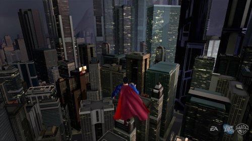 Superman könnte alles problemlos zerstören. (Foto: Electronic Arts)