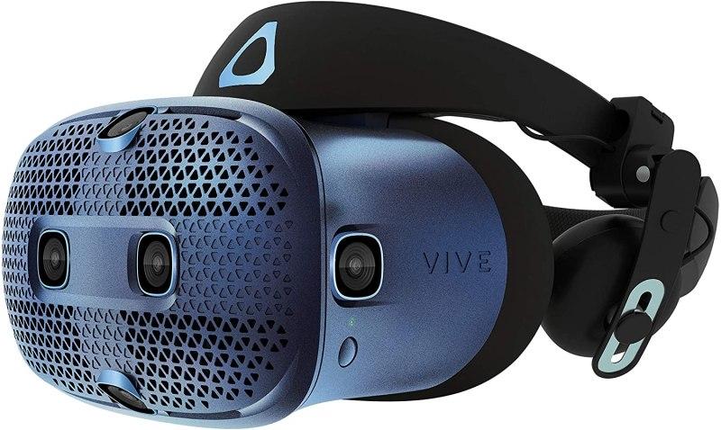 Mit der HTC Vive Cosmos steigt ihr in VR ein. (Foto: HTC)