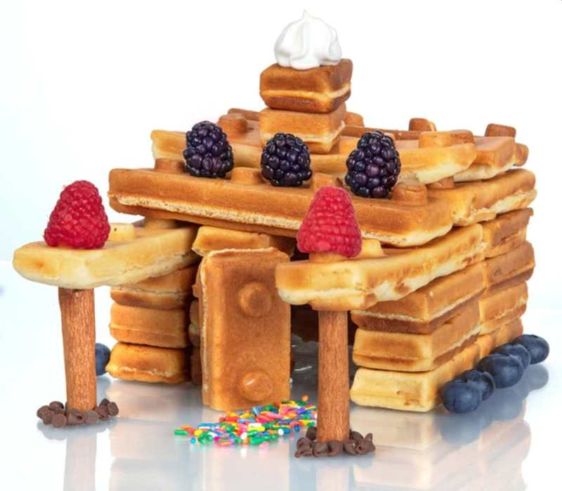 Sowas zum Frühstück? Nett. (Foto: That's Amazing - Kitchen)