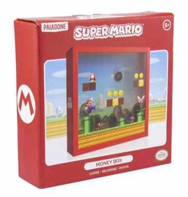 Super Mario Money Box. (Foto: Paladone)
