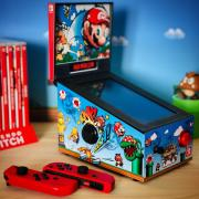 PinSwitch: Verwandelt eure Nintendo Switch in einen Flipper