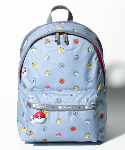 Pokémon-Rucksack. (Foto: LeSportsac)