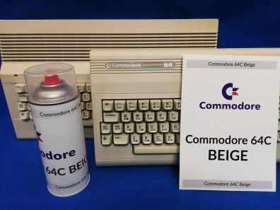 C64 Retro Farbspray. (Foto: Retrohax)