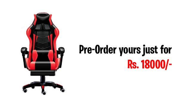 Admirable Buy Gaming Chair For The Cheapest Price In Nepal Gaming Gears Nepal Bralicious Painted Fabric Chair Ideas Braliciousco