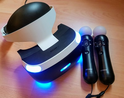 Is PSVR Worth It with headset and controllers