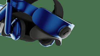 HTC Vive vs HTC Vive Pro Rear Dial